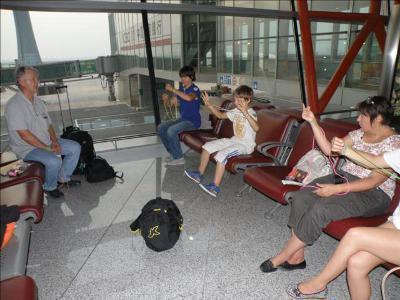 Pekin et départ pour Oulan Bator