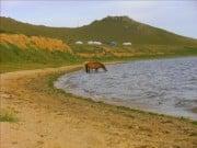 2° journée Jeep et arrivée au camp auprès du lac
