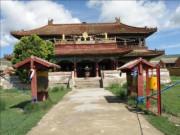 6° jour : 02/08/2011 – Visite du monastère° journée OULAN BATOR