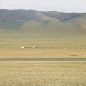 Paysage Mongolie