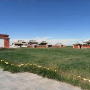 monastère Erdene Zuu khorin