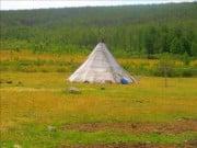 Retour au campement - Equitation - Les Tsaatans