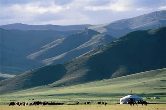 Monts Khangaï