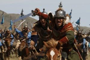cavaliers de genghis khan